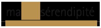 Logo Ma sérendipité, un concentré de styles et d'inspirations