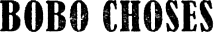 BOBO_CHOSES_Logo