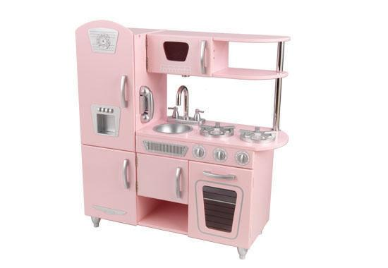 KIDSKRAFT_vintage_kitchen_pink