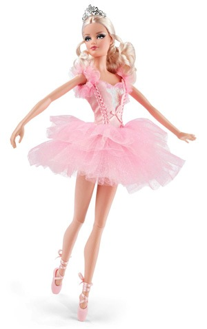 MATTEL_Barbie_danseuse_etoile