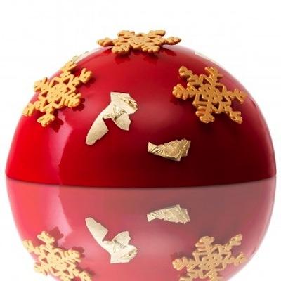 La vie est belle selon pierre herm b ches no l 2013 for Mousse au chocolat pierre herme