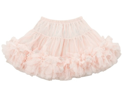 REPETTO_Jupon_tulle_rose