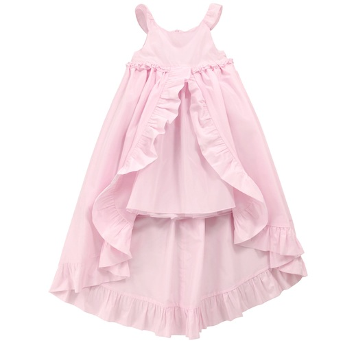 TARTINE_ET_CHOCOLAT_Robe_princesse_taffetas_rose