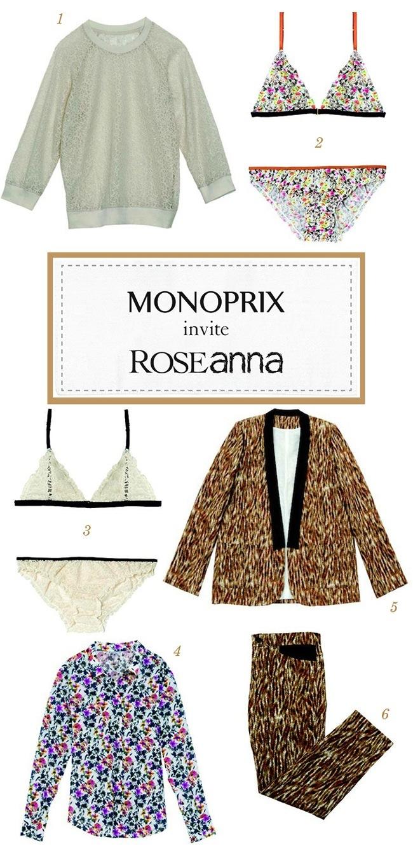 Monoprix_x_RoseAnna_compo_produits