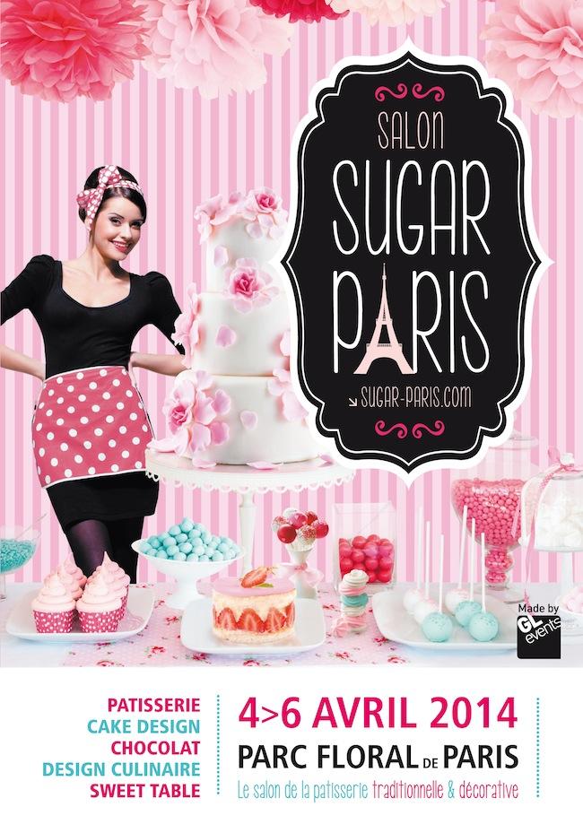 SUGAR PARIS_affiche
