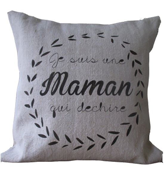 ANTIQUE_HOME_Coussin_JesuisuneMamanquidechire_39,90E