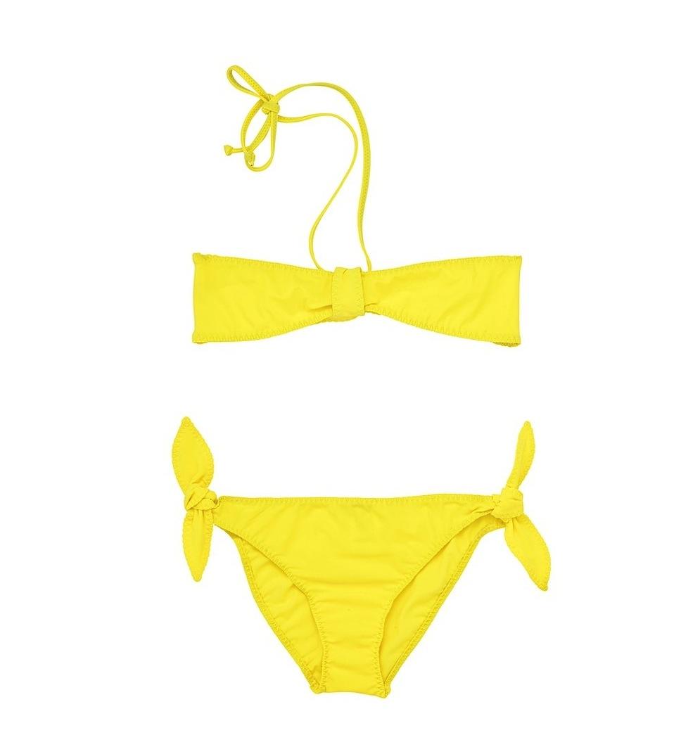 NAELIE_Dana_Bandeau_zigzag_Fille_jaune 2