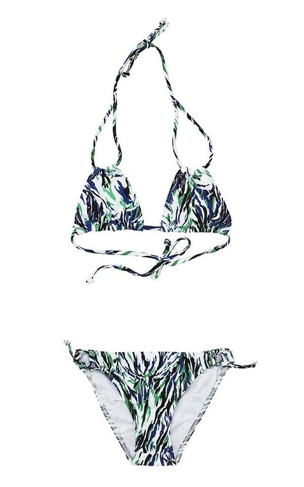 NAELIE_Ella_Bikini_Fille_imprime_bleu_vert_60-36E 2