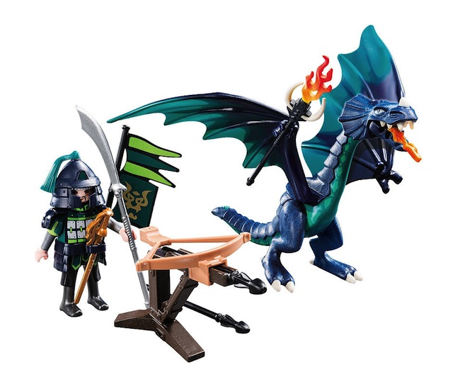 PLAYMOBIL_Dragon-Guerrier-5484_Fnac_Toysrus_13,99€