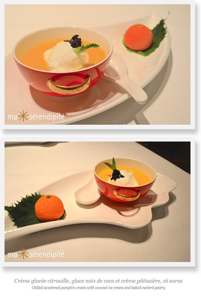 Shangri-La_Shang-Palace_Chef-Mok_Creme-glacee-citrouille-coco-creme-patissiere