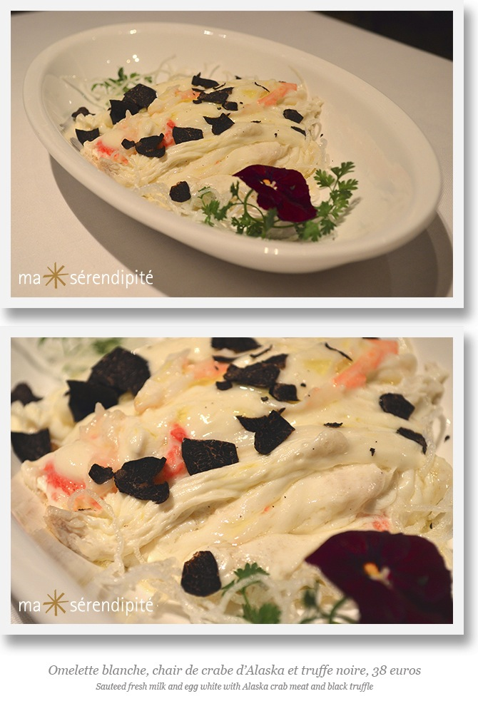 Shangri-La_Shang-Palace_Chef-Mok_Omelette-blanche-crabe-truffe-noire