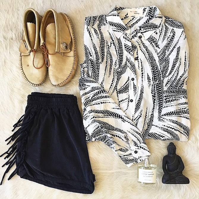 MY-SUNDAY-MORNING_LOOK-Blouse-imprimee