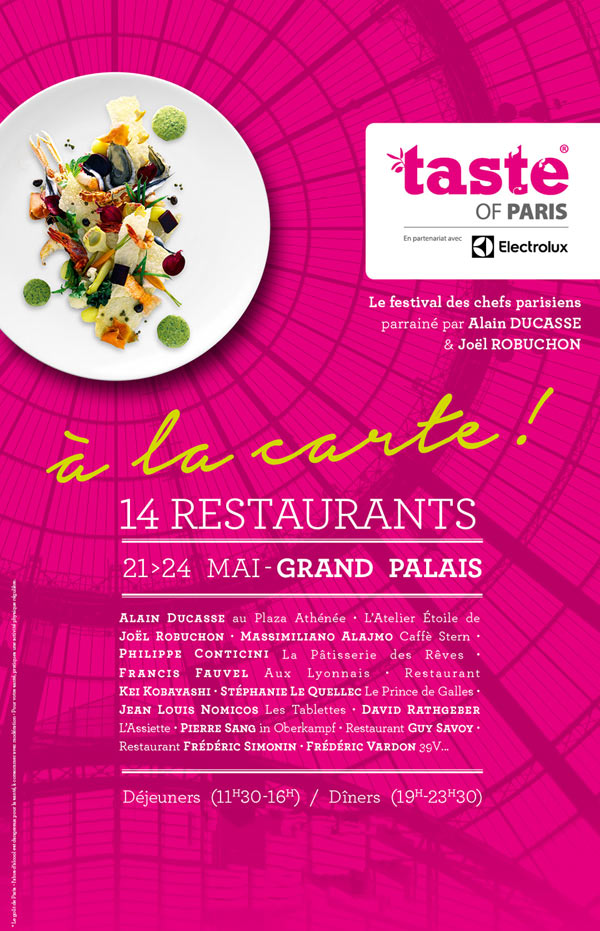 TASTE-OF-PARIS-2015_Affiche