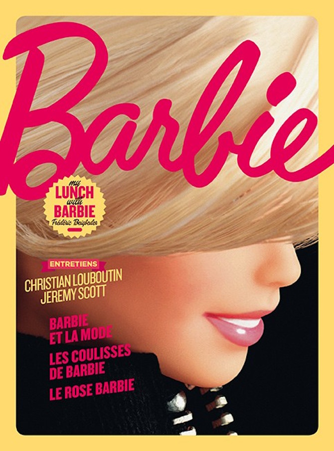 BARBIE_livre