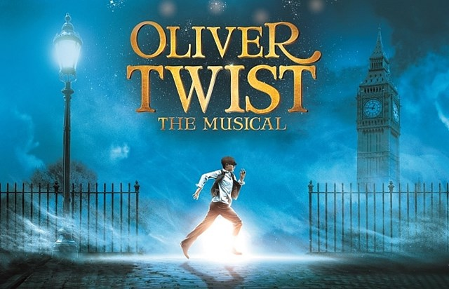 Image result for oliver twist musical