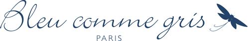 Bleu comme gris Paris Logo