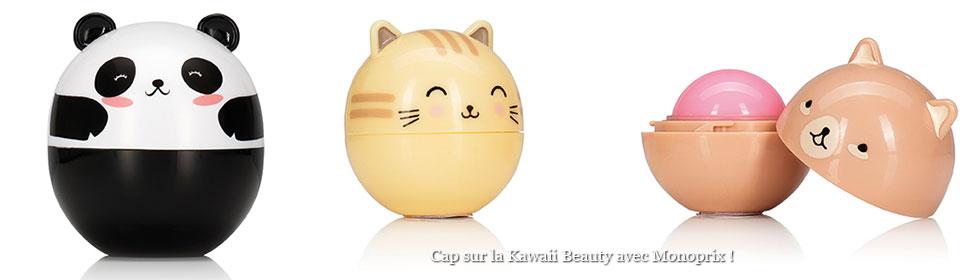 Kawaii Beauty Monoprix