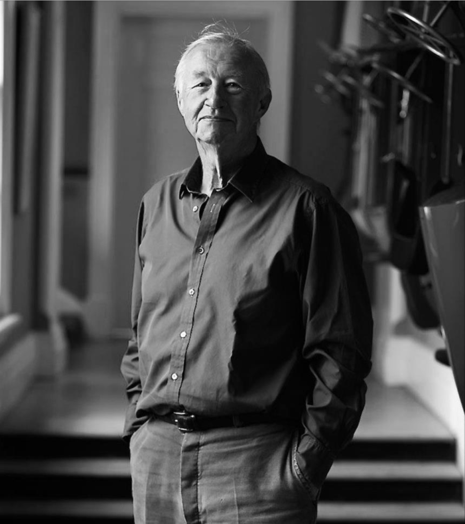 Sir Terence Conran_Portrait